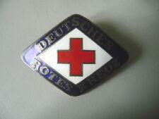 Abzeichen Brosche Deutsches Rotes Kreuz rautenförmig
