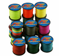 2019 New SuperPower Braided Gray Fishing Line (110 yds- 330yds) SELECT LB TEST