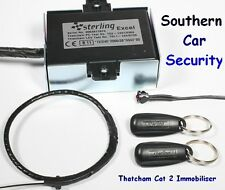 Sterling Excel Thatcham Cat 2 Transponder insurance approved Immobiliser car van