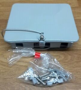 BT66b Grey Outside Telephone External Cable Connection Joint Junction Box