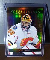 2017 Jon Gillies Upper Deck Fluorescence F-7 Hockey Card - #062/150