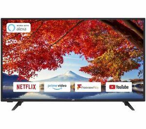 """JVC LT-40C700 40"""" Smart Full HD LED TV"""