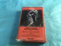 Barry Manilow Here Comes The Night Cassette Arista Records 1982 Free Shipping