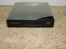 New listing Pioneer Single Cd Cartridge Compact Disc Magazine For Multi Changers Free Ship!