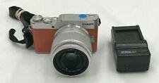 Panasonic Lumix DC-GF9 Digital 4K Camera with Lens *Japanese Model READ! (20-7B)