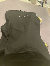 """Chanel AUTHENTIC Garment Bag for Travel thick 61"""" Length"""