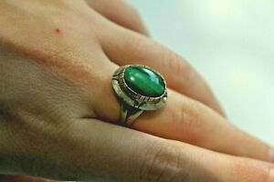 Imperial Russia 84 Silver RING 19th century