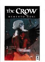 The Crow: Memento Mori #2 VF/NM 9.0 IDW Comics 2018