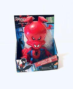 Spider-Man Into The Spider-Verse Spin Vision Spider-Ham Figure 4+ New