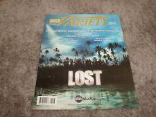 LOST Emmy ad Matthew Fox, Josh Holloway, Jorge & IN TREATMENT Gabriel Byrne