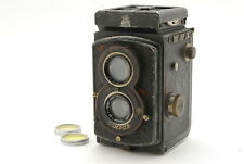 【Exc+++】Rollei Rolleiflex 1934 Old Standard 75mm f3.5 from Japan 418
