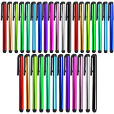 10x Universal Touch Screen Stylus Ball Pens For All Mobile Phone iPad iPhone Tab