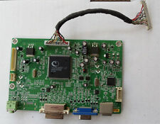HP2207 video Main Board with cable For HP W2207 used working and free shipping