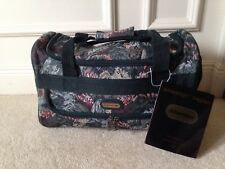 Advantage Luggage - Windham Collection - Tapestry Satchel / Tote NWT