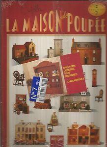 LA MAISON DE POUPEE - DELPRADO - N°07 - LA BIBLIOTHEQUE (2)