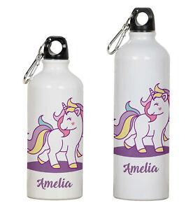 Printtoo Aluminum UnicornPersonalized Bottle Carabiner Clip-BOT-225A