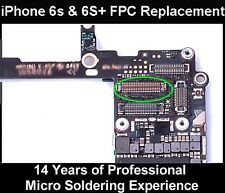 Apple IPHONE 6S & 6S+ Plus Digitizer / LCD FPC CONNECTOR Replacement Repair