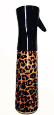 ERICO Flairosol Mist Spray Bottle Stylist Leopard Design 10 oz