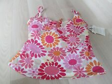 BODEN LADIES FLORAL TANKINI TOP SIZE 12