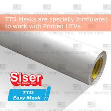 """SISER TTD EASY MASK HIGH TACK 12 X 20"""""""