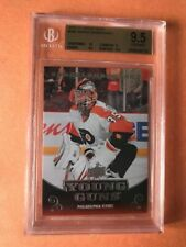10-11 UD YOUNG GUNS ROOKIE CARD #240 SERGEI BOBROVSKY BGS 9.5 GEM MINT 1 SUB 10