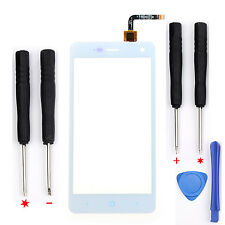 White Touch Screen Digitizer Glass + Tools Replacement Parts For ZTE Blade L3