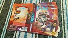 BOX ART ONLY Exile Original Sega Genesis Case Sleeve