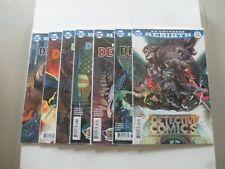 """2016 Detective Comics RISE OF THE BATMEN """"Complete Set"""" of 7 Comics (934-940)"""
