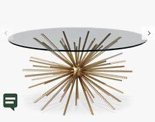 West Elm Sputnik Coffee Table RRP £425 Ex Display