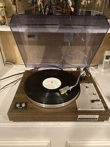 1976 Marantz 6100 Turntable Very Good Condition • Sounds Nice