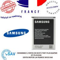 BATTERIE ORIGINALE NEUVE SAMSUNG GALAXY NOTE 2 N7100 EB595675LU ORIGINE