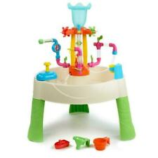Little Tikes 642296M Fountain Factory Water Table - 	 Multicolor