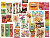 Japanese Asian Snack Box, Candy rice crackers chocolate choose from 10-100 ct