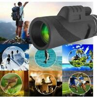 40x60 Mini Monocular Waterproof High Definition Monocular Telescope Outdoor