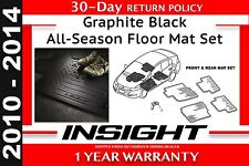 Genuine OEM Honda Insight All Season Floor Mat Set  2010 - 2014