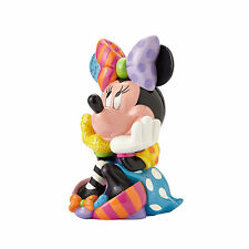 Disney by Romero Britto Minnie Mouse Big Fig 4057041 Limited Edition #d 1250 15""