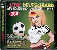 2CD: I Love Deutschland (incl. Gerry & The Pacemakers - You'll Never Walk Alone)