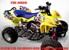 Invision décor Graphic Kit ATV Suzuki LTR 450 ltz400 ltz250 The Joker Décalques B