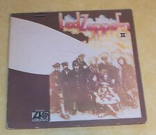 LED ZEPPELIN II 1969 ATLANTIC SD8236 GATEFOLD LP RECORD ALBUM CLASSIC ROCK ROLL