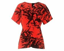 Hip Length Business Semi Fitted Other Tops for Women
