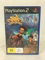 Tak : The Great Juju Challenge - With Manual - PS2 - Playstation 2 - PAL