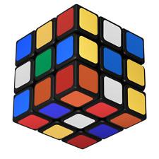 Rubik's Cube de Vitesse 3x3 Magique Classique Professionnel Lisse 60mm Spin