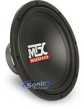 "MTX 400W 12"" TERMINATOR SERIES Single 2 Ohm Car Subwoofer/Sub   TN12-02"