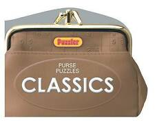 Puzzler  Purse Puzzles: Classics by Puzzler Media Paperback, NEW