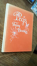 PEGS FAIRY BOOK peg maltby HB 1976