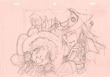 Anime Genga not Cel Black Blood Brothers #1