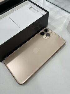 Apple iPhone 11 Pro - 64GB - Gold (Sprint) A2160 (CDMA + GSM) Orig Box