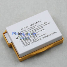 Replacement For Canon LP-E8 Battery For Canon EOS 550D 600D X5 T2i T3i T4i LC-E8