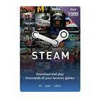 Steam Wallet Code (PH) 1000