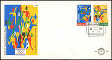 Netherlands 1993 Youth Olympic Days FDC First Day Cover #C28035